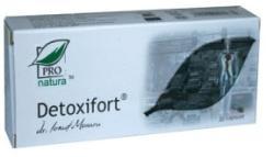 ProNatura Detoxifort - 30 comprimate