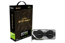 Palit GeForce GTX 1070 Super JetStream 8GB GDDR5 256bit PCIe (NE51070S15P2-1041J)
