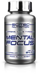 Scitec Nutrition Mental Focus - 90 comprimate