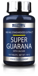Scitec Nutrition Super Guarana - 100 comprimate