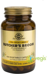 Solgar Butcher's Broom (Ghimpe paduret) - 100 comprimate