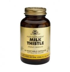 Solgar Milk Thistle (Silimarina) - 50 comprimate