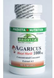 Provita Nutrition Agaricus Blazei Murill 1000mg - 90 comprimate