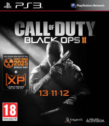 Activision Call of Duty Black Ops II [Nuketown 2025 Map] (PS3)