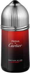 Cartier Pasha de Cartier Edition Noire Sport EDT 100ml Tester