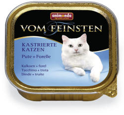 Animonda Vom Feinsten Kastrierte Turkey & Trout 100g