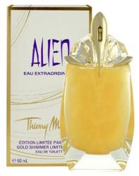 Thierry Mugler Alien Eau Extraordinaire Gold Shimmer (Limited Edition) EDT 60ml Tester