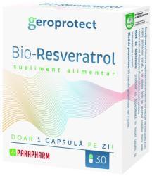 Parapharm Bio-Resveratrol - 30 comprimate