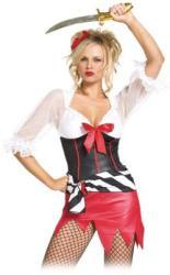 Leg Avenue Пиратски костюм