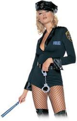 Leg Avenue Жена Полицай