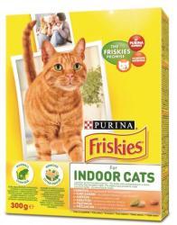 Friskies Indoor Cats Chicken & Vegetables 300g