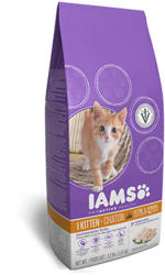 Iams Kitten & Junior 2,55kg