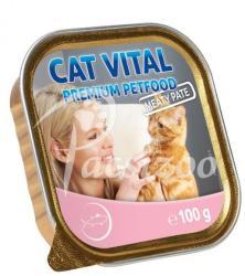 Cat Vital Salmon 100g