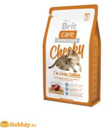 Brit Care Cat Cheeky I'm Living Outdoor 2kg