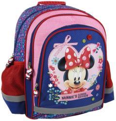 DERFORM Minnie - iskola hátizsák 38x29x16cm (PL15MM17)