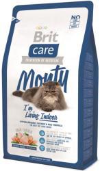 Brit Care Cat Monty I'm Living Indoor 2kg