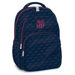 Ars Una FC Barcelona - 3 rekeszes tinédzser hátizsák 47x34x18cm (94767292)