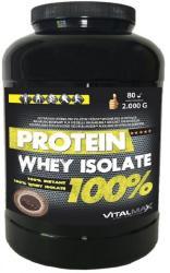 Vitalmax Protein Whey Isolate 100% - 2000g