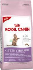 Royal Canin FHN Kitten Sterilised 3x4kg