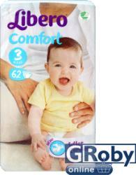 Libero Comfort 3 (4-9kg) 62db