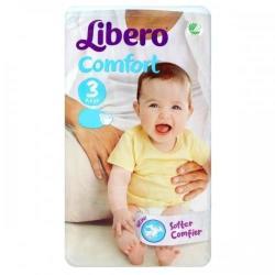 Libero Comfort 3 Midi (4-9kg) 88db