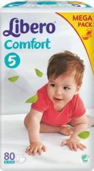 Libero Comfort 5 Maxi (10-16kg) 80db