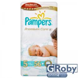 Pampers Premium Care 5 Junior (11-25kg) 56db
