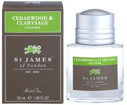 St. James of London Cedarwood & Clarysage EDC 50ml
