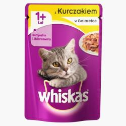 Whiskas Adult Chicken 100g