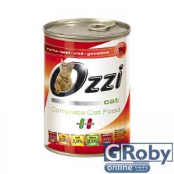 Ozzi Cat Beef Tin 405g
