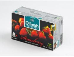 Dilmah Fekete Tea Eper Ízesítéssel 20 filter