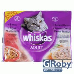 Whiskas Supreme Mix 4x100g
