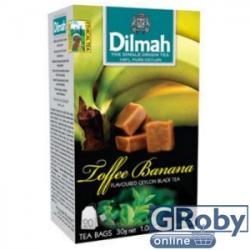 Dilmah Fekete Tea Karamellás Banán 20 filter