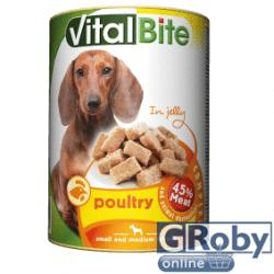 VitalBite Poultry in gravy 415g