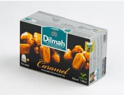 Dilmah Fekete tea caramel 20 filter