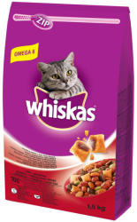Whiskas Adult Beef & Liver Dry Food 300g