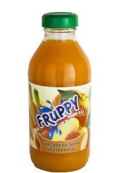 FRUPPY Sárgarépa-alma-őszibarack ital 330ml