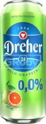 Dreher 24 Alkoholmentes Dobozos sör 0,5l - pomelo-grapefruit