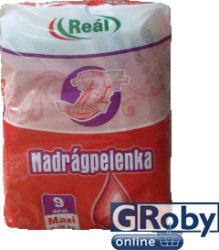 Reál Maxi (9-18kg) 9db