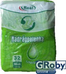 Reál Midi (4-9kg) 32db