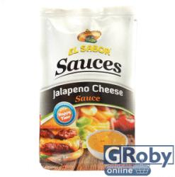 El Sabor Jalapenos Sajt Szósz (100g)