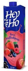 Hey-Ho Piros-gyümölcs gyümölcsital 25% 1L