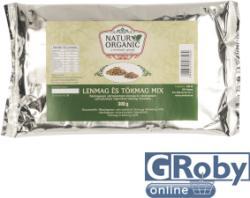Natur Organic Lenmag  és tökmag mix 300g
