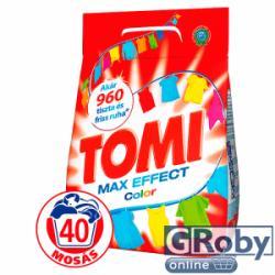 TOMI Max Effect Color mosópor 2,8kg