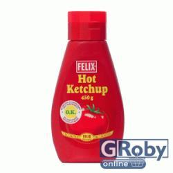 FELIX Hot Csípõs Ketchup (450g)