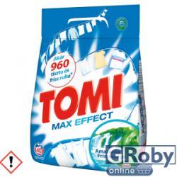 TOMI Max Effect Amazónia mosópor 2,8kg