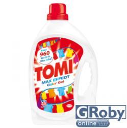 TOMI Max Effect Color Mosószer 2,64 L