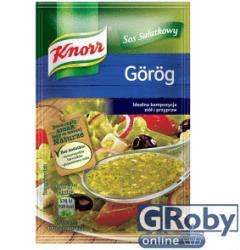 Knorr Görög Kerti Salátaöntet Por (9g)