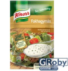 Knorr Fokhagymás Kerti Salátaöntet Por (9g)