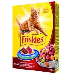 Friskies Adult Meat, Liver & Vegetables 300g